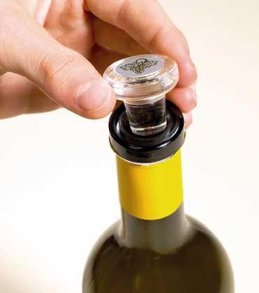 Vino-Lok-Verschluss: Schluss mit Geruch nach modrigem Keller