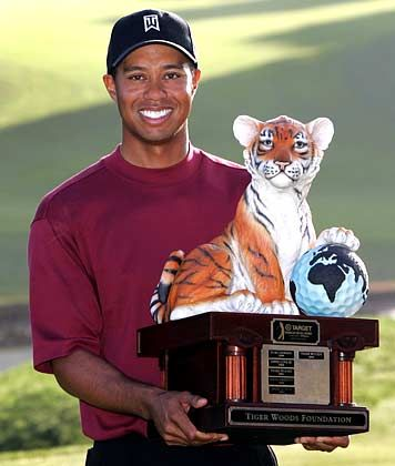 Platz 1: Tiger Woods (USA/Golf), 73 Millionen Euro