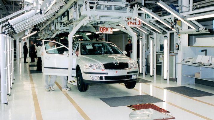 Vom Fahrradhersteller zur VW-Renditeperle: Die wechselvolle Historie der Automarke Skoda