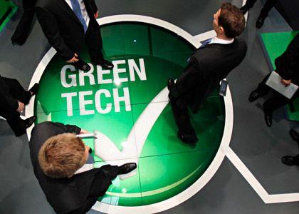 """""""Effizienter - Innovativer - Nachhaltiger"""": Die Hannover-Messe 2010 widmete sich sehr stark der Umwelttechnik"""