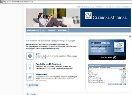 Clerical Medical: Die Schadensersatzforderungen könnten sich auf zig Millionen Euro summieren