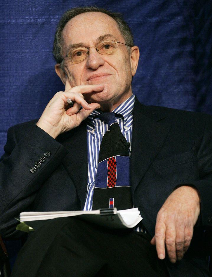 Mike Tyson, O.J. Simpson, Epstein: Anwalt Alan Dershowitz hatte einschlägige Mandanten