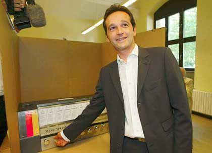 Schwere Niederlage: SPD-Spitzenkandidat Heiko Maas in Saarlouis