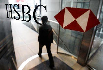 HSBC in Hongkong: Bislang wirkte die starke Präsenz in Asien als Risikopuffer