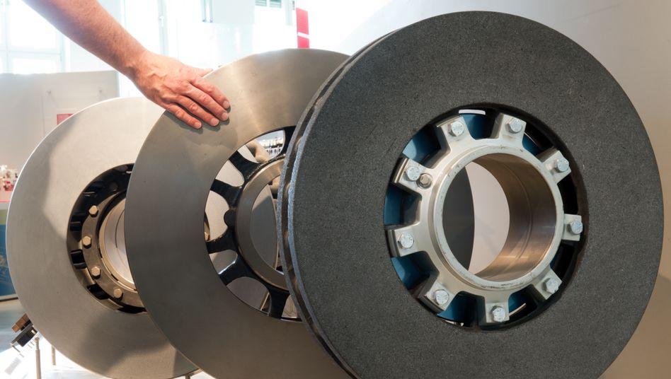 Bremsen gelockert: Das gute operative Ergebnis des Lkw- und Zugmaschinen-Bremsenherstellers Knorr-Bremse im ersten Quartal überrascht Analysten