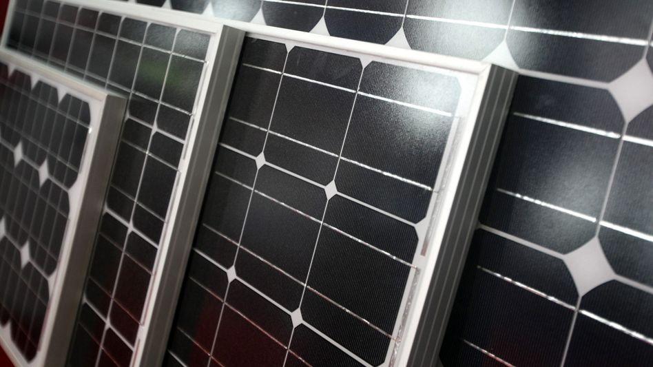 Solarpaneele: Strafzölle um zwei Jahre verlängert