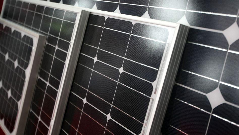 Solarmodule aus China: Demnächt zu Mindestpreisen in der EU