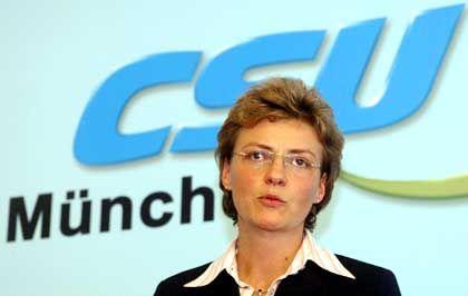 Monika Hohlmeier: Glücklose Parteichefin