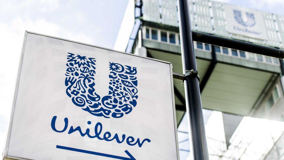 Unilever-Gebäude in Rotterdam