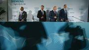 Paukenschlag bei Siemens - Sen wirft kurz vor Börsengang hin