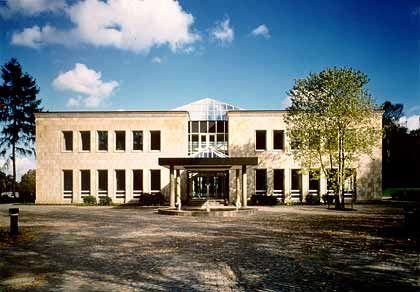 AMB-Generali Sitz in Aachen: Der Versicherungskonzern plant die Fusion seiner Töchter Volksfürsorge und Generali