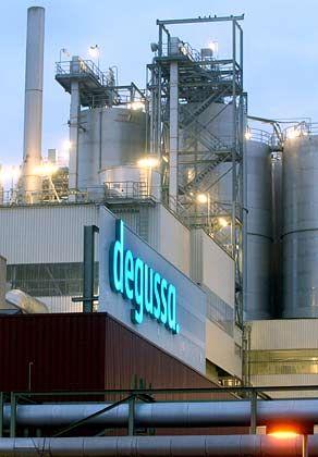 Eines von vielen: Degussa-Werk in Köln