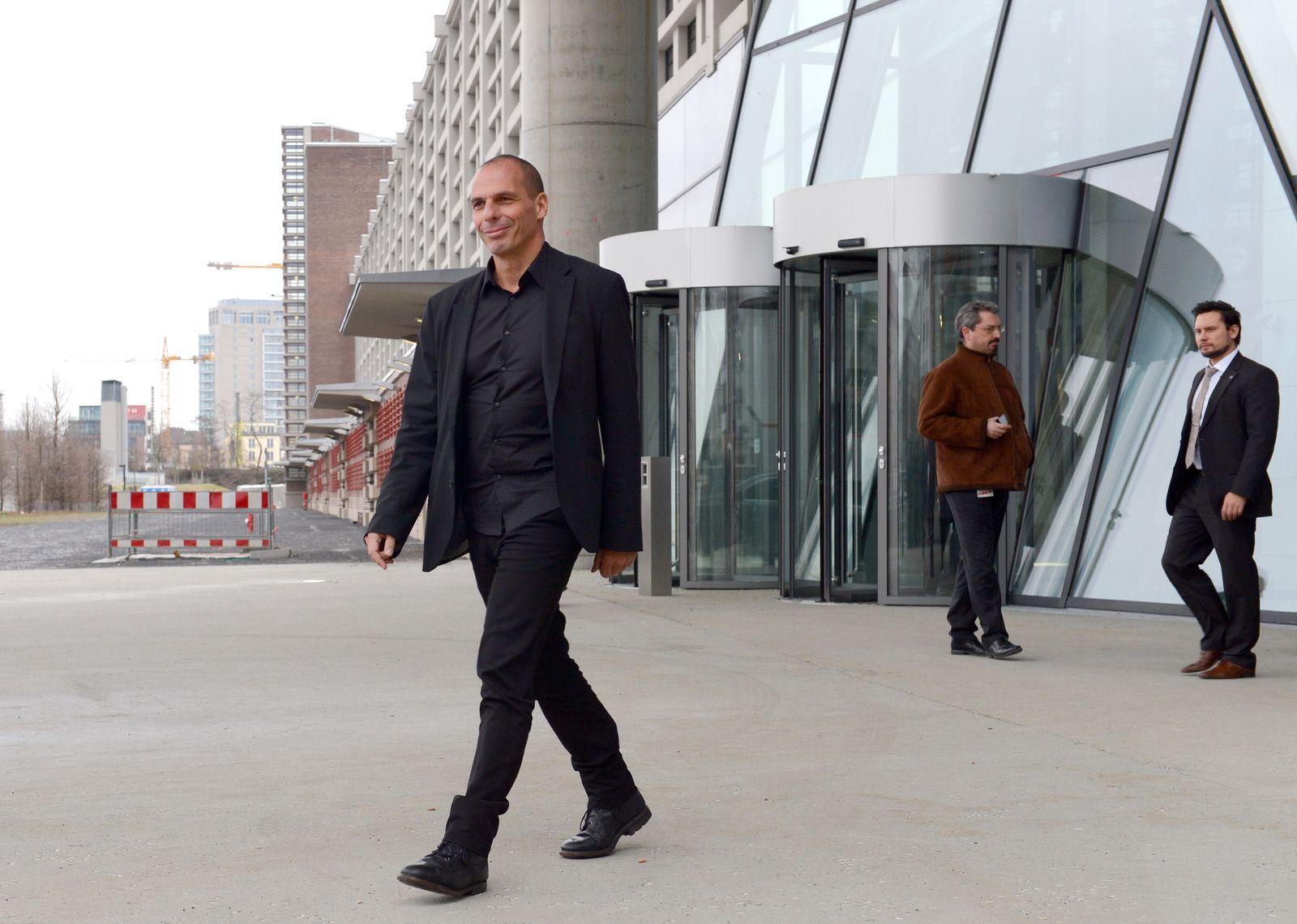 Varoufakis / EZB