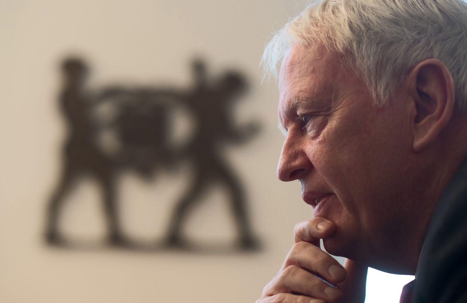 Werner Michael Bahlsen wird 70