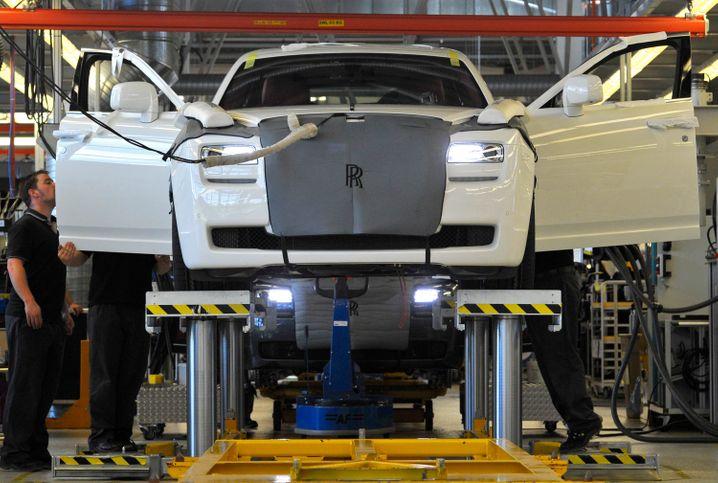 Airbus, BAE Systems, Ford, Rolls-Royce und Formel 1-Teams produzieren jetzt Beatmungsgeräte für Großbritannien