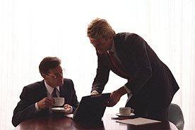 Gekündigt:Auch Manager spüren die Folgen der Wirtschaftsflaute