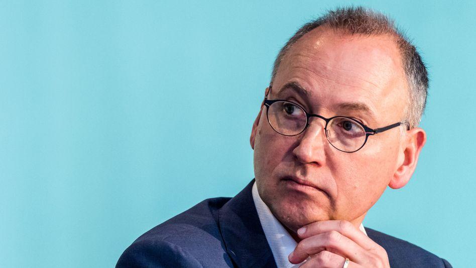 Bayer-Chef Werner Baumann: Erneut gescheitert