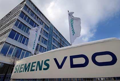 Unter Erfolgsdruck: VDO-Zentrale in Regensburg