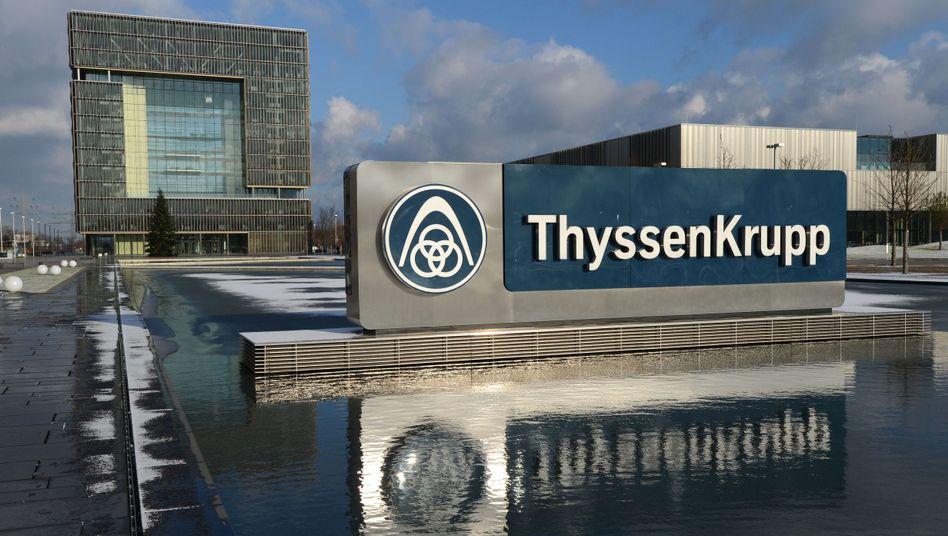 Thyssenkrupp Stiftung