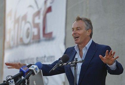 Nicht wohlgelitten: Tony Blair hat in der EU keine Chance