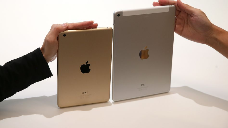 Schneller, dünner: Apple hat seine iPads aufgemotzt