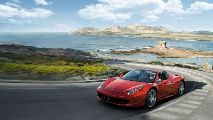 Zwei Wege zum Glück: Porsche und Ferrari