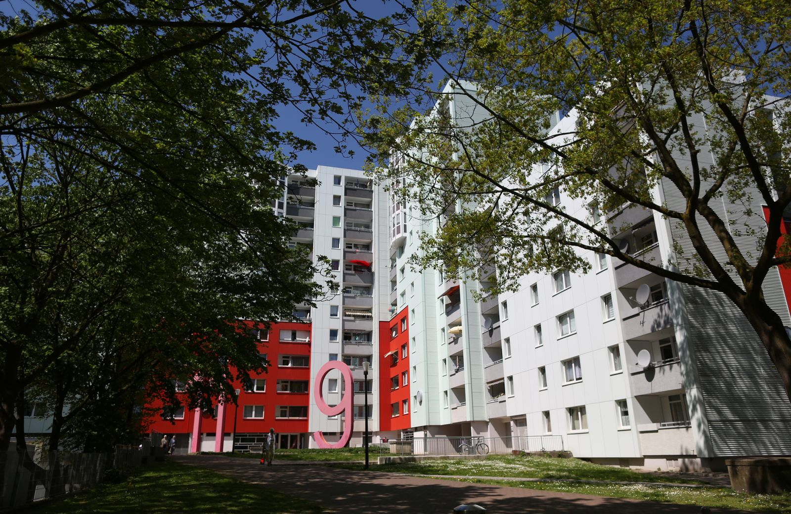 Mietwohnungen Dortmund / LEG Immobilien