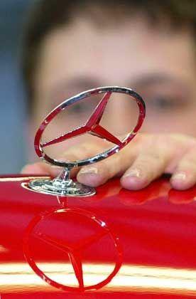 Statussymbol: Mercedes-Endmontage in Sindelfingen