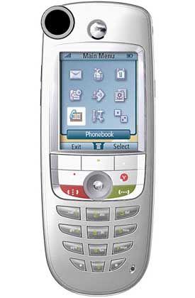 Das A835 von Motorola: Telefonieren wie mit Walkie-Talkies