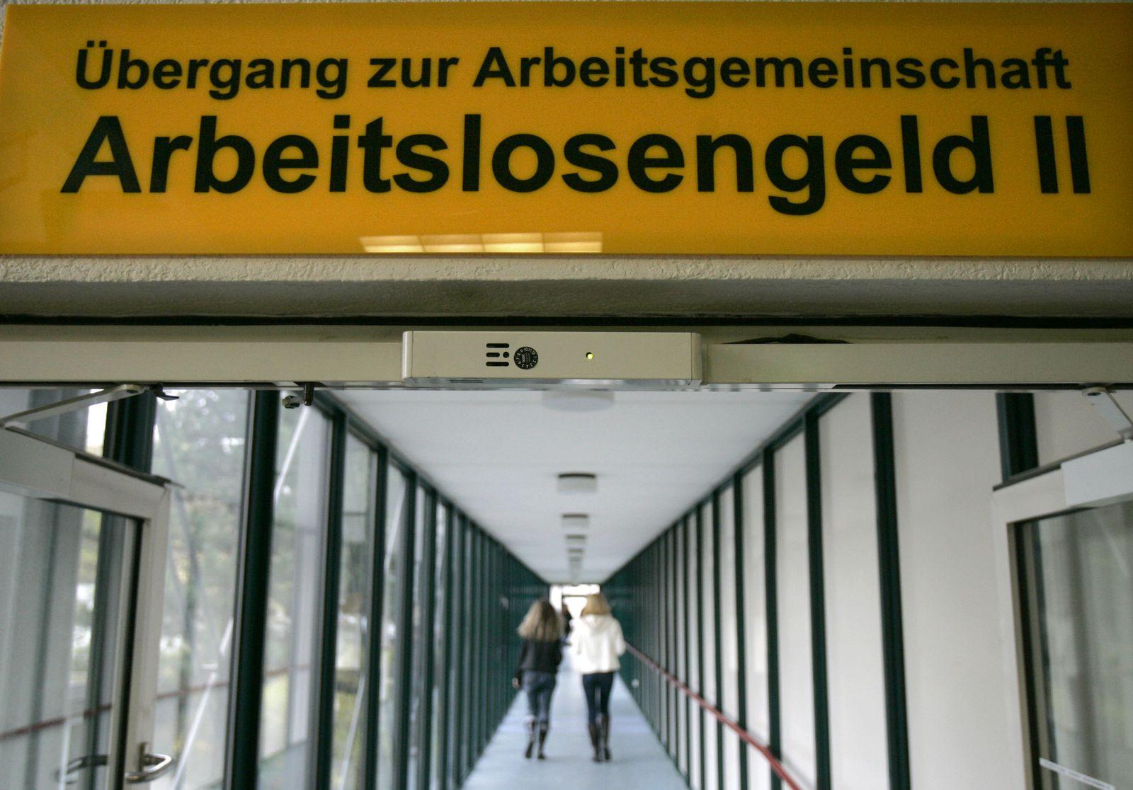 Symbolbild Arbeitslosigkeit / Hartz IV / Bundesagentur für Arbeit