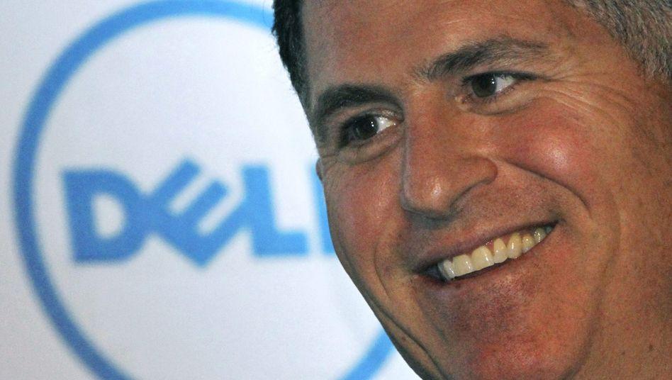 Unter Zugzwang: Michael Dell bekommt im Kampf um sein Unternehmen Konkurenz
