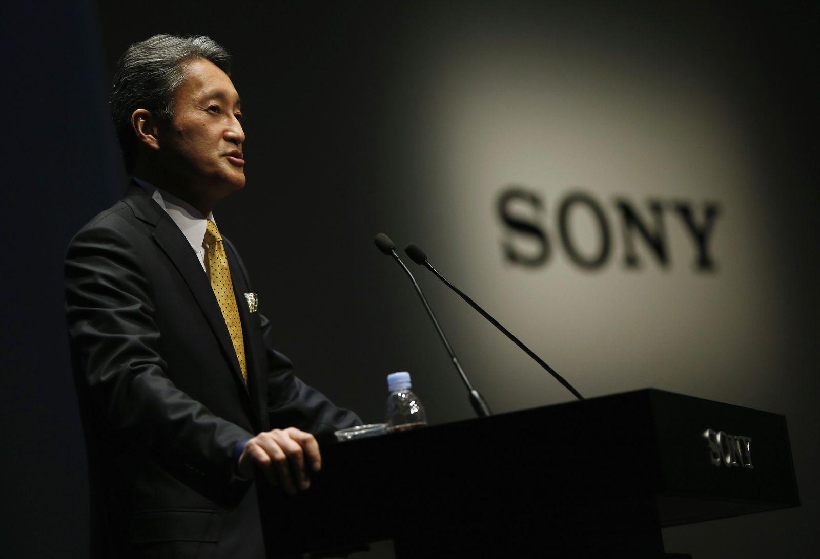 Sony / Kazuo Hirai / Strategie