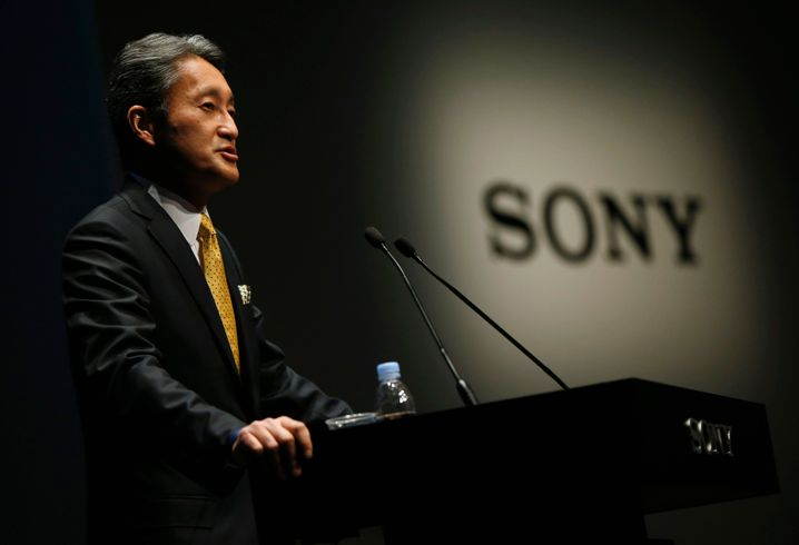 Sony : Vorstand Executive Officer Kazuo Hirai will auch die Playstation voranbringen