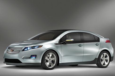 Schnittig: Kein GM-Auto stand so lange im Windkanal wie der neue Volt