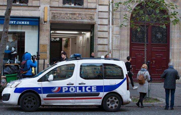 Der Überfall auf US-Stern Kim Kardashian in dessen Pariser Unterkunft sorgt ebenfalls für Verunsicherung