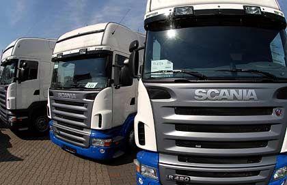 """Scania wehrt sich: """"Es wäre sehr unglücklich, wenn unsere Jahresbilanz erst danach bekannt würde"""""""