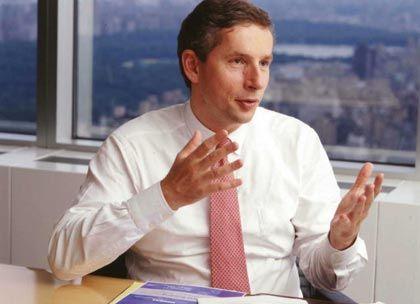 Klarer Auftrag: Siemens-Manager Kleinfeld soll den Konzernbereich Information & Communications nachhaltig profitabel machen