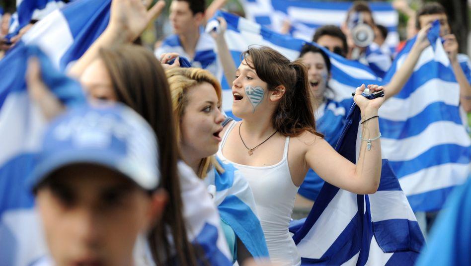 Griechenlands Jugend: Perspektiven auch außerhalb des eigenen Landes gesucht
