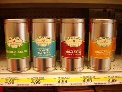 "Trend ""Feine Handelsmarken"": Archer Farms Tea"