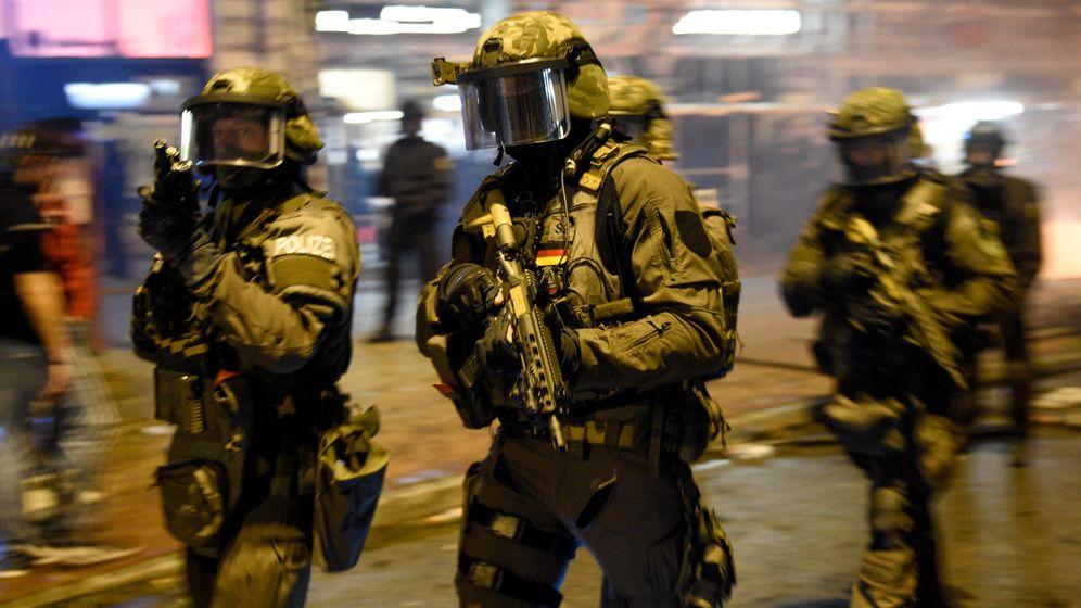 G20-Gipfel: Wie Kriminelle Hamburg überrannten