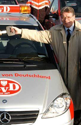 Fristlos entlassen: Jürgen Fahr, ehemals hochrangiger Manager der DaimlerChrysler Vertriebsorganisation