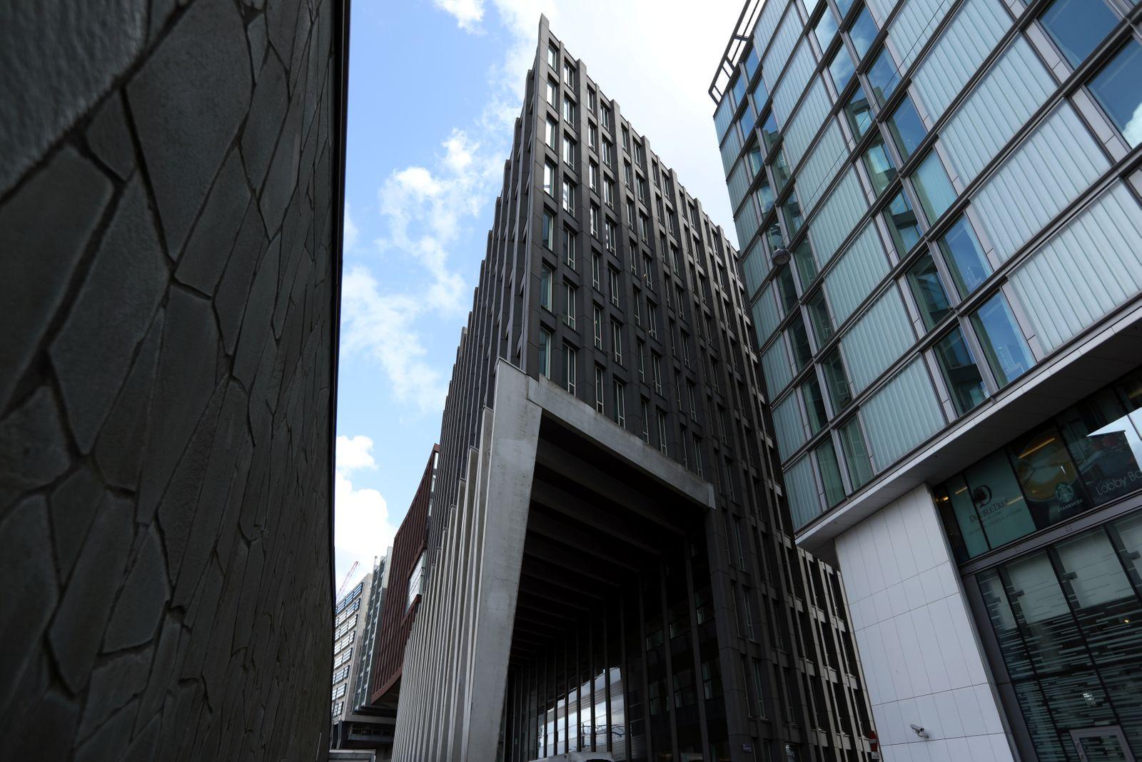Ayden headquarters is seen Amsterdam