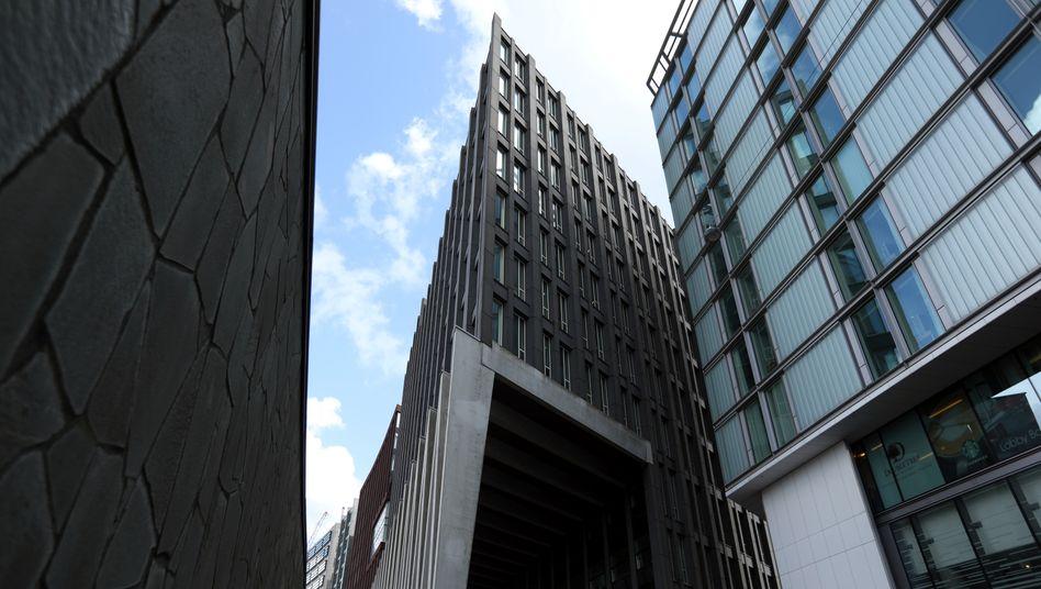 Aufwärts: Die Aktie von Adyen, hier die Zentrale in Amsterdam, hat sich seit Börsengang mehr als verfünffacht.
