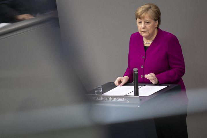 """Angela Merkel (CDU): """"Europa ist eine Schicksalsgemeinschaft"""""""