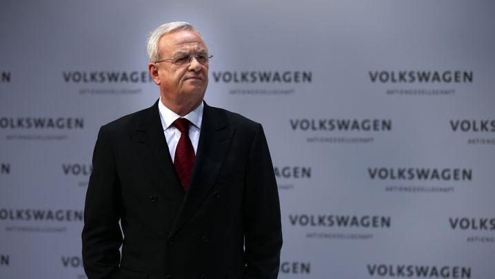 Unter Wölfen: Das sind die geächteten VW-Manager