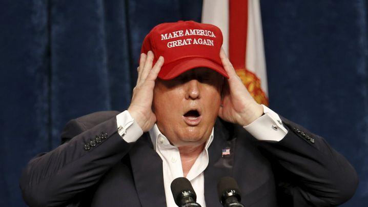 """Grenzen dicht - die Reaktionen: """"Trump ist komplett verwirrt"""""""