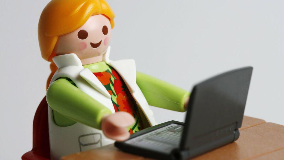 Die negativen Kommentare müssen weg: Playmobil will im Netz als beliebter Arbeitgeber dastehen