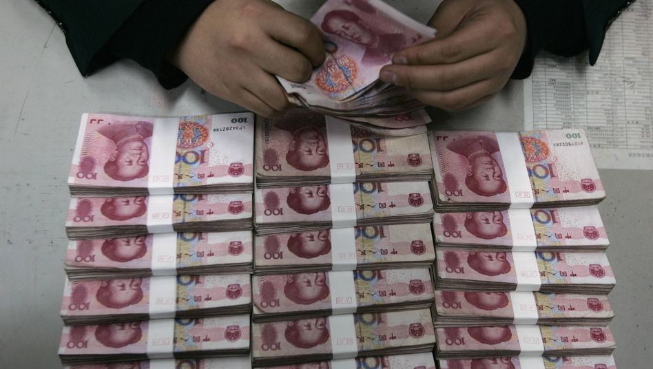 """Wieviel Geld ist gesund für Chinas Wirtschaft: """"Die Kreditverknappung dürfte auch dazu dienen, die Schattenbanken zurückzudrängen"""""""