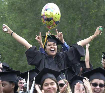 US-Studenten: Nicht nur Glanz an den Unis
