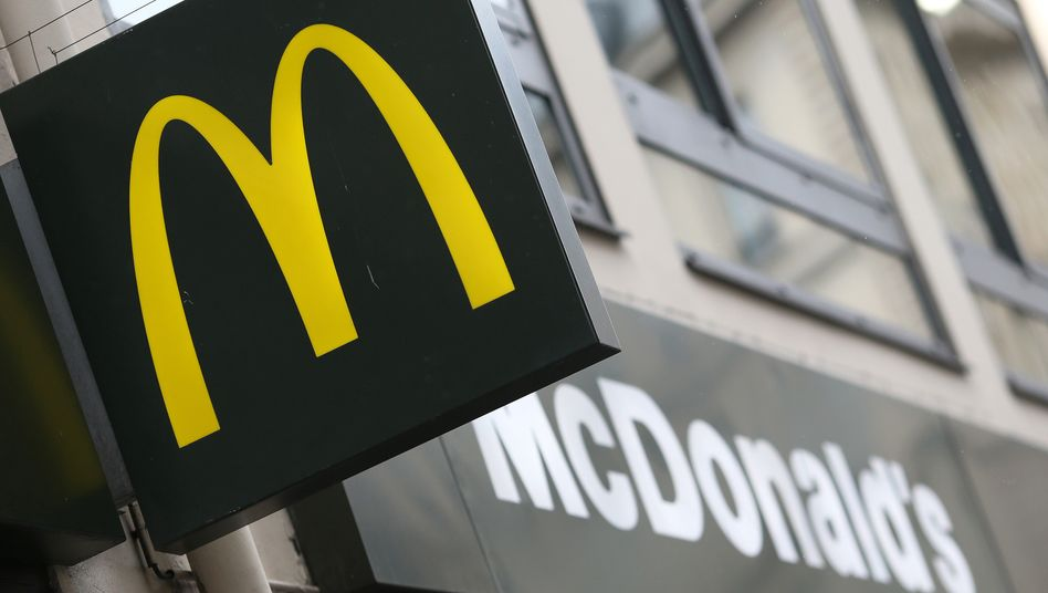 Das Schlimmste überwunden: McDonald's macht wieder bessere Geschäfte